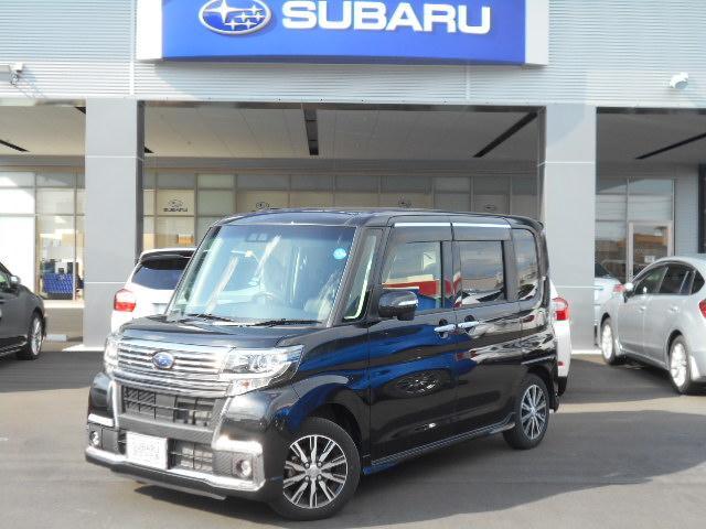 スバル R Limited スマートアシスト デモカーアップ