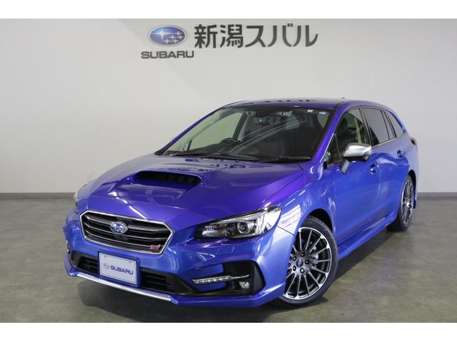 スバル 1.6STI Sport EyeSight 後期型
