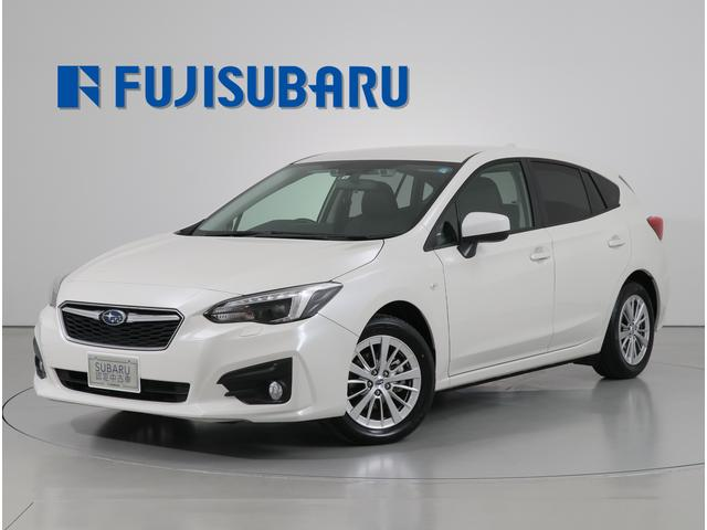 スバル 1.6i-L EyeSight 弊社社用車 認定中古車