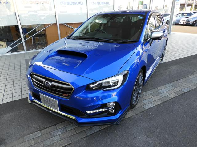 スバル 2.0STI Sport EyeSight ナビ ETC
