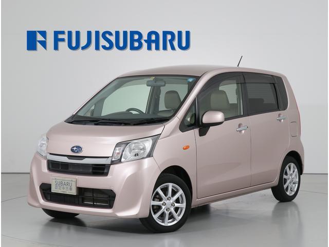スバル L Limited 認定中古車