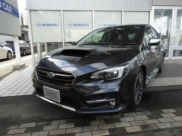 スバル 2.0STI Sport EyeSight SDナビ ETC