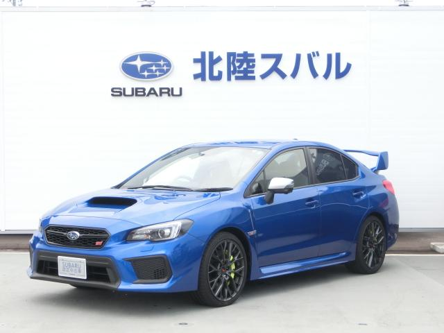 スバル Type S レカロシート 元当社デモカー 純正SDナビ