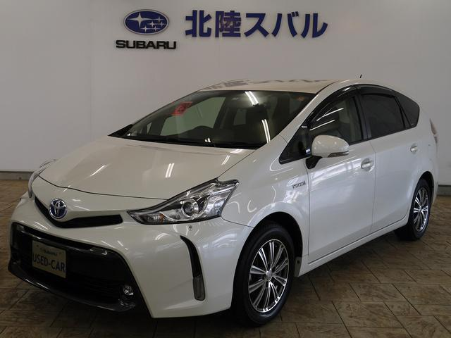 トヨタ S ナビ・TV・Rカメラ・ETC・ドラレコ付き