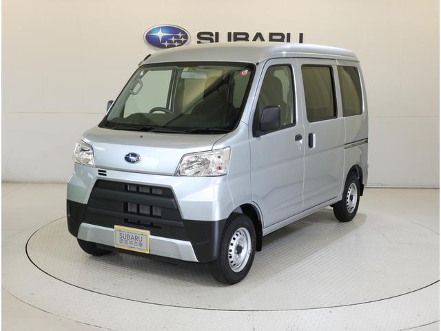 スバル トランスポーター 当社デモカー 4WD オートマ