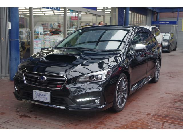 スバル 2.0STI Sport EyeSight  STIマフラー