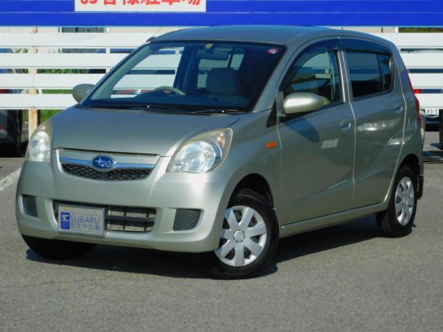 スバル L ABS 4WD 純正CDステレオ