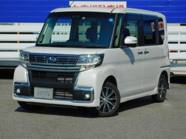 スバル カスタムR Limited スマートアシスト 試乗車