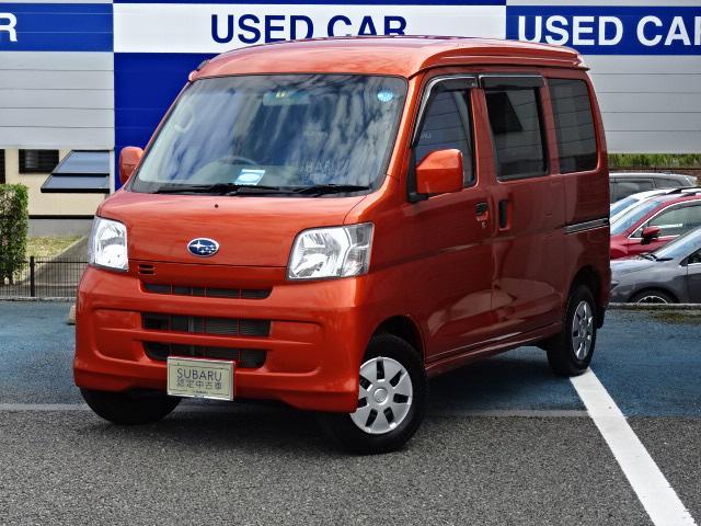 スバル VC ターボ 元当社社用車 14200km