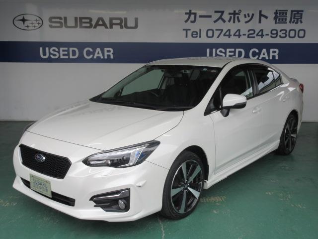 スバル 2.0i-S アイサイト 地デジSDナビ ETC 認定中古車