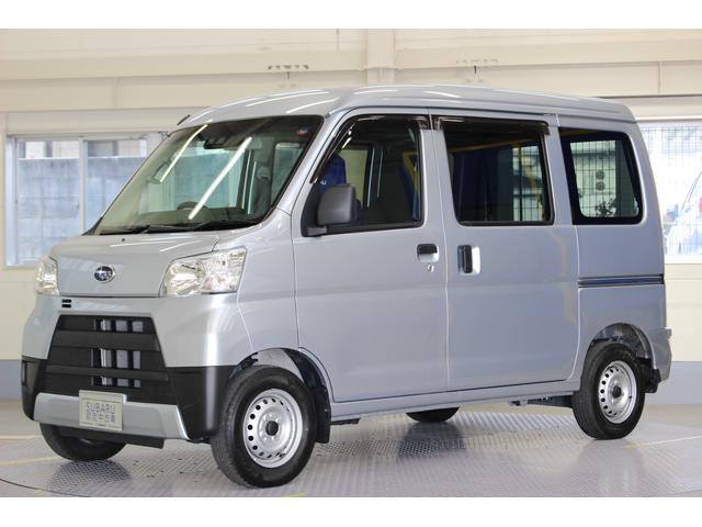 スバル トランスポーター スマートアシスト 当社デモカー
