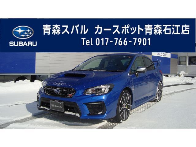 「スバル」「WRX STI」「セダン」「青森県」の中古車
