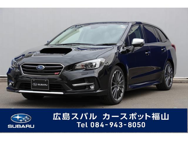 1.6STI Sport EyeSight 元レンタカー