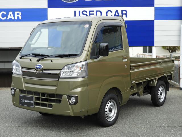 スバル TC 充実装備グレード 切替式4WD