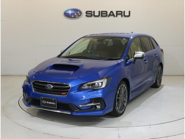 スバル 1.6STI Sport アイサイト 元レンタカー
