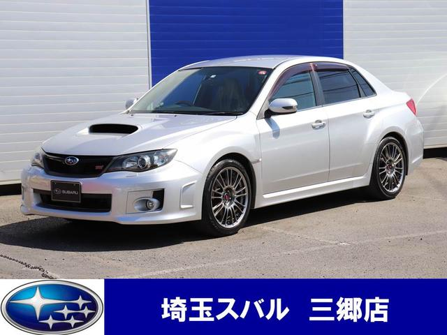 スバル 4DR WRX STi  ナビ カメラ 革シート タイヤ新品