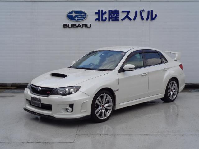WRX STI 4DR EJ20 ナビ・ETC