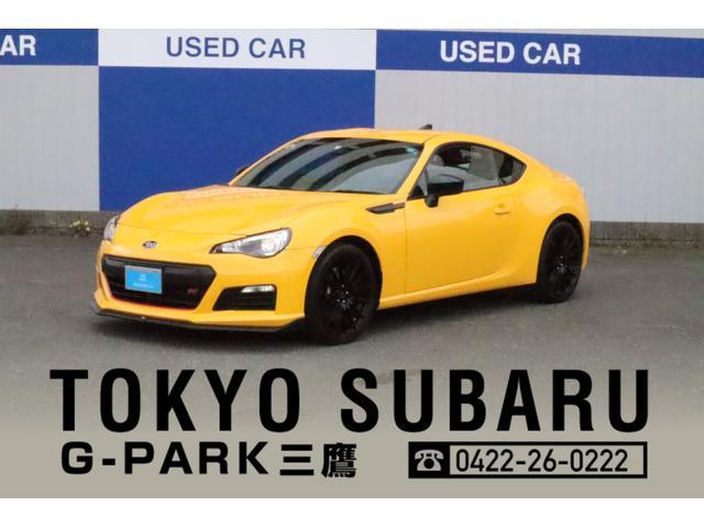 スバル tS STI専用レカロシート タイヤ新品&18インチアルミ
