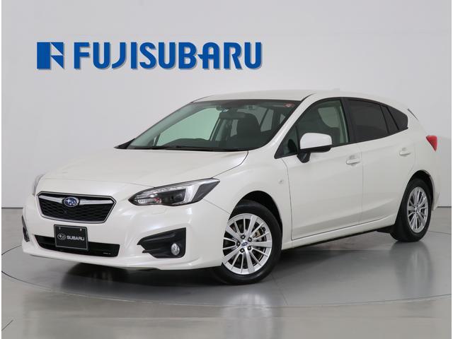 スバル 1.6i-L アイサイト 楽ナビ 元社用車