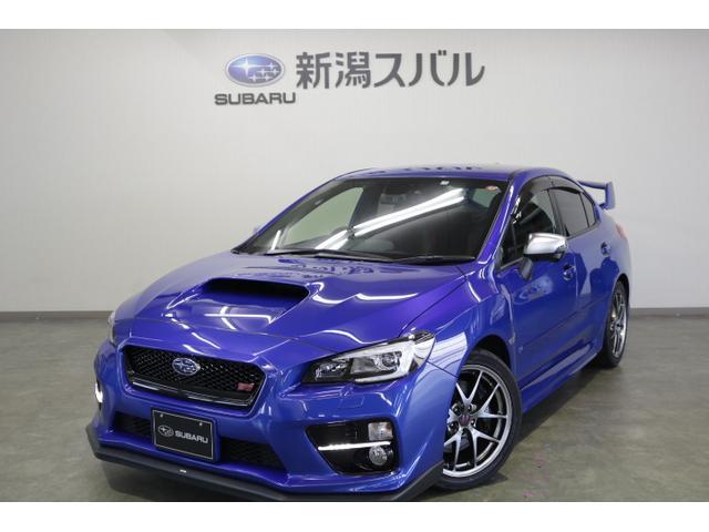 「スバル」「WRX STI」「セダン」「新潟県」の中古車