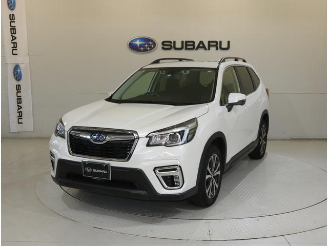スバル Premium アイサイト搭載車 ワンオーナー ルーフレール