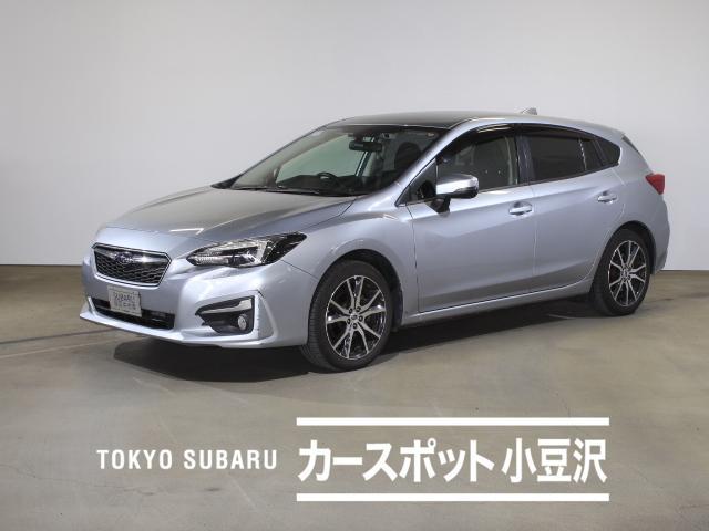 スバル インプレッサスポーツ 2.0i-LアイサイトVer.3【当店8月プレミアム特選車】