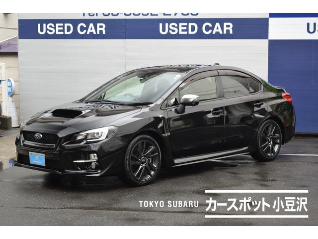 「スバル」「WRX S4」「セダン」「東京都」の中古車