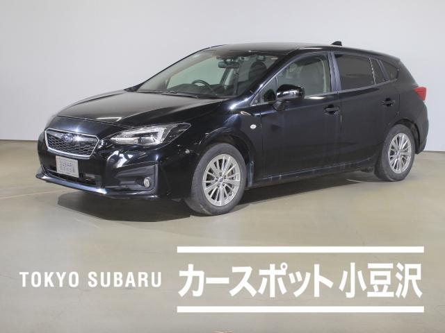 スバル インプレッサスポーツ 1.6-Lアイサイト【夏の特選車!AWDの元レンタカー】