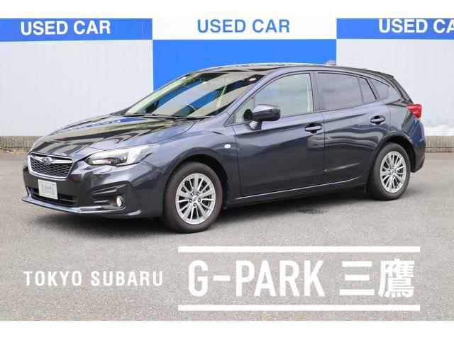 スバル 1.6-Lアイサイト  元レンタカー