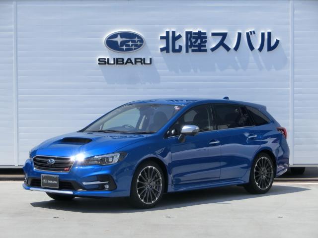 スバル 1.6STI Sport 8インチナビ 元試乗車 E型