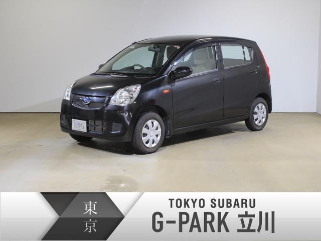 スバル プレオ F スペシャル 4WD ナビ ETC マニュアル車