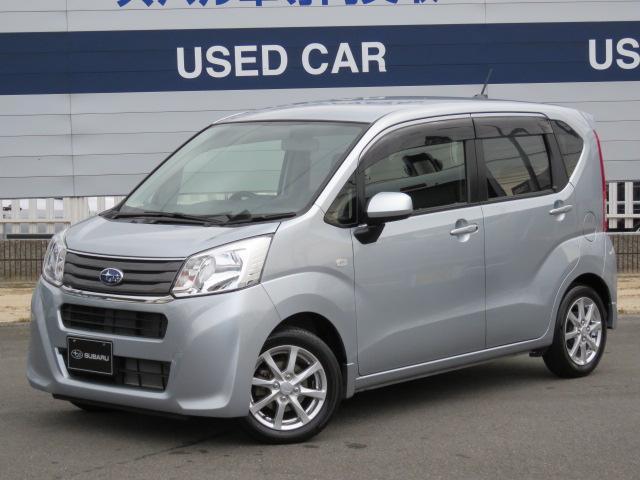 スバル G 車検整備・保証付きSUBARU認定U-Car