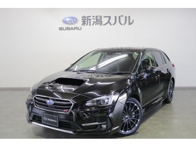 スバル 1.6STIスポーツアイサイト特別仕様車ブラックセレクション