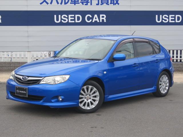 スバル インプレッサ 1.5i-S 車検整備・保証付き認定U-Car