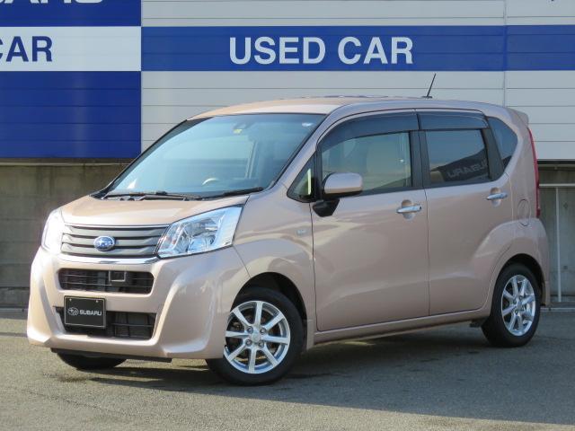 スバル G スマートアシスト2 車検整備・保証付き認定U-Car
