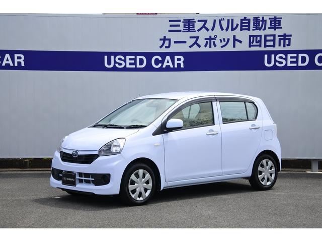 スバル F スマートアシスト/純正オーディオ&シートカバー装着車
