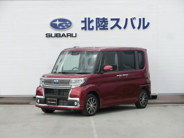 スバル シフォン AWD カスタムR Special スマートアシスト