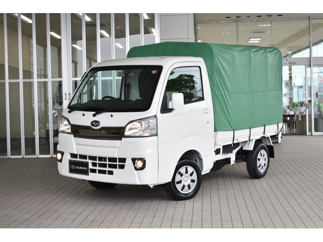 スバル TC 幌付仕様 ナビ・カメラ・ETC・リモコンキー装着車