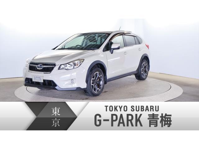 スバル XV 2.0i-L アイサイト 新品タイヤ パナソニックSDナビ