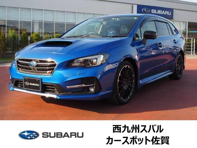 スバル 1.6STISport EyeSight BlackSele
