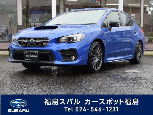 スバル WRX S4 STI Sport EyeSight