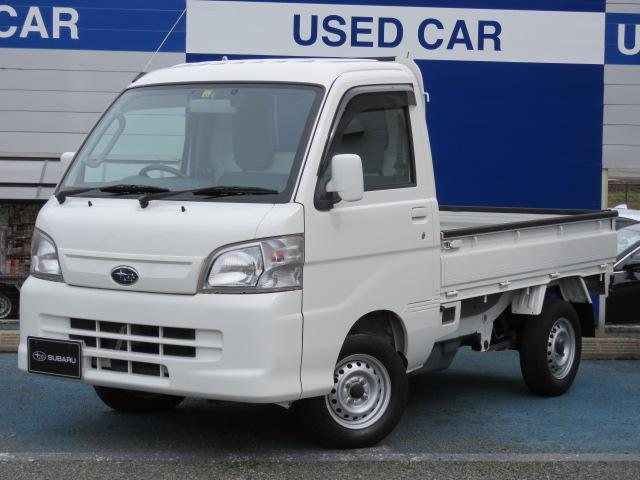 スバル サンバートラック TCタフパッケージ 整備・保証付き認定U-Car ZOOMによるオンライン商談受付中です。是非、ご利用下さい。