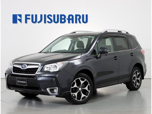 スバル フォレスター S-Limited レザーシート ナビ カメラ 新品タイヤ サンルーフ