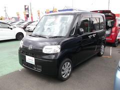 タントL 4WD 純正オーディオ ポータブルナビ