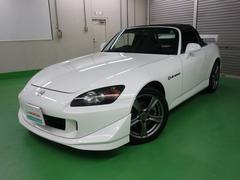 S2000タイプS ディスチャージライト 純正17inアルミ