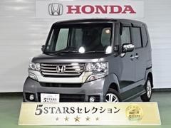 N BOXカスタムG・Lパッケージ4WD 防錆加工済 社外SDナビ HID