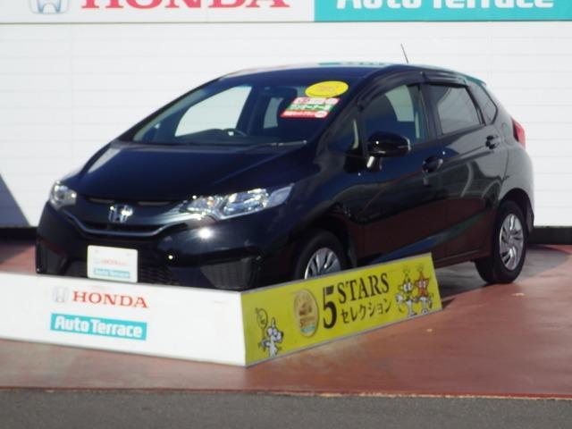 ホンダ 13G・Fパッケージ 3年保証 ワンオーナー車 ETC
