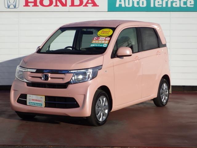 ホンダ G 当社試乗車 新車保証継承
