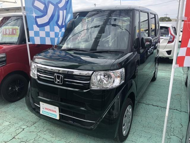 N BOX(ホンダ) G・Lパッケージ 中古車画像