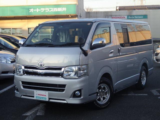 トヨタ 2.0 DX ロング キャンピングカー仕様 8ナンバー